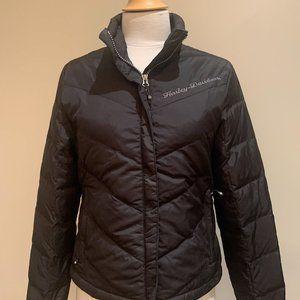 Harley-Davidson black ski jacket